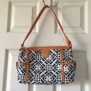 •Spartina 449• Sailor's Watch Shoulder Bag
